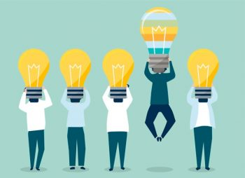person-with-light-bulb-head-standing-out-illustration_53876-35211